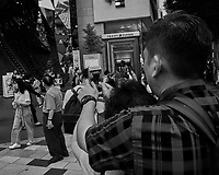 Afternoon walkabout in and around Shibuya in Tokyo. Image taken with a Nikon 1 V3 camera and 10-30 mm VR lens