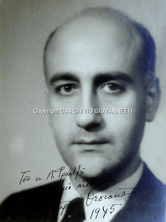 THEOTOKAS GHIORGOS<br />C.ARCHIVIO GIOVANNETTI