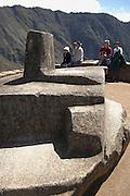 Intihuatana, Machu Picchu  Peru  Not Released