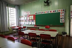 """12™ CRE ñ ESC. EST. ENS. FUN. BAR√O DO JACUI, em S""""o JerÙnimo. Reforma completa do prÈdio da escola, R$ 1,6 milh""""o FOTO: Jefferson Bernardes/ AgÍncia Preview"""