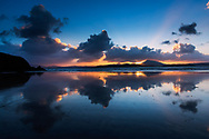 Photographer: Chris Hill, Muckish, Downings, sunset, County Donegal
