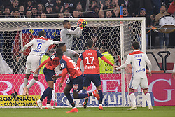 May 5, 2019 - Decines Charpieu, France, FRANCE - Marcelo (lyon) vs Mike Maignan  (Credit Image: © Panoramic via ZUMA Press)
