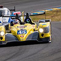 #45 Oreca 03R-Nissan, Ibanez Racing, Ivan Bellarosa, Jose Ibanez, Pierre Perret, Le Mans 24H 2015