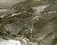 1920 Aerial view of Universal Studios
