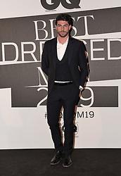 Ignazio Moser at the photocall of GQ Best Dressed Men 2019  Milan,Italy, 11 January 2019  (Credit Image: © Nick Zonna/Soevermedia via ZUMA Press)