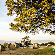 The Simba Campsite is a public camping ground on the rim of the Ngorongoro Crater in the Ngorongoro Conservation Area, part of Tanzania's northern circuit of national parks and nature preserves.