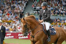 Lejeune Philippe (BEL) - Vigo d'Arsouilles<br /> CHIO Aachen 2009<br /> Photo © Dirk Caremans