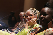 BROOKLYN, NEW YORK- AUGUST 9: (L-R) Authors-Joan Morgan, Michaela Angela Davis and Dr. Yaba Blay attend the book release for ' She Begat This: 20 Years of The Miseducation of Lauryn Hill' by Joan Morgan which examines the the artist's musical and cultural legacy held August 9, 2018 at the Brooklyn Museum.  (Photo by Terrence Jennings/terrencejennings.com)