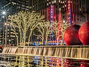 Christmas at Radio City Music Hall, NYC