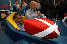 2007 Team Essex Porsche Launch