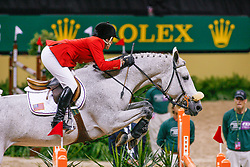 Porter Mandy, USA, Summer<br /> World Cup Final Jumping - Las Vegas 2007<br /> © Hippo Foto - Dirk Caremans<br /> 21/04/2007