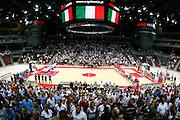 Danzica - Polonia 05 Agosto 2012 - TORNEO INTERNAZIONALE SOPOT CUP - Polonia Italia<br /> Nella Foto : DANZICA ARENA<br /> Foto Ciamillo