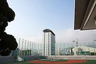 Exterior, Shinil High School, Seoul, South Korea.