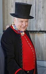 June 6, 2017 - Stockholm, Sweden - John Brattmyhr..National Day celebrations, Skansen, Stockholm, 2017-06-06..(c) Johan Jeppsson / IBL..XPBE....Nationaldagen firas, Skansen, Stockholm, 2017-06-06 (Credit Image: © Johan Jeppsson/IBL via ZUMA Press)