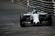 May 20-24, 2015: Monaco F1: Felipe Massa (BRA), Williams Martini Racing