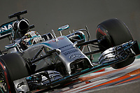 HAMILTON Lewis (Gbr) Mercedes Gp Mgp W05 Action  during the 2014 Formula One World Championship, Abu Dhabi Grand Prix from November 20th to 22nd 2014 in Yas Marina. Photo Francois Flamand / DPPI.