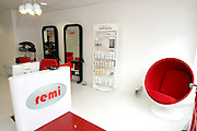 Pictured is Wolverhamptons latest salon Remi Hairdressing located at 49a Chapel Ash in Wolverhampton. The salon officially opens its doors to customers on the 2nd August 2010. .Picture by Shaun Fellows/Shine Pix.