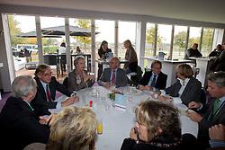 David Hunt, Joep Bartels , HRH Princess Benedict, Theo Ploegmakers, Frank Kemperman, Tinneke Bartels<br /> Global Dressage Forum<br /> Academy Bartels - Hooge Mierden 2011<br /> © Dirk Caremans