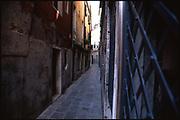 Narrow Alley, Venice, Italy