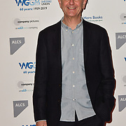 Peter Bowker attends 2019 Writers' Guild Awards at Royal College of Physicians on 14 January 2019, London, UK
