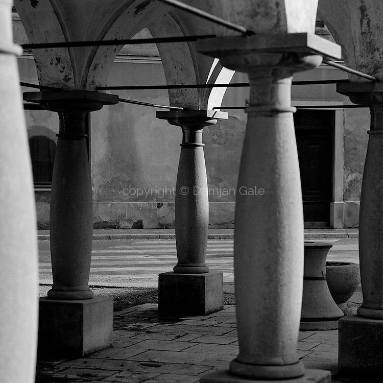 Exposition Columns of Plecnik