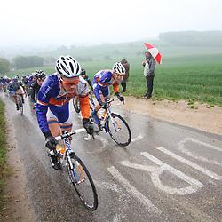 Olympia Tour Bocholtz-Voerendaal Gulpenerberg met Dylan van Baarle en Nick van der Lijke