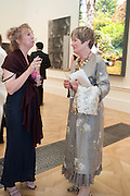 EMMA PEARSON; LADY GRIMSHAW, Royal Academy Annual Dinner 2013. Piccadilly. London. 4 June 2013.