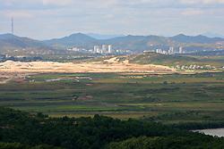 Kijong-dong, North Korea