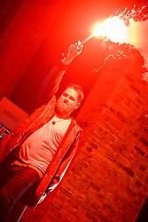 ©London News Pictures. Glastonbury Festival 2015<br /> <br /> RUDIMENTAL perform on Other stage on Friday during Glastonbury Festival 2015, Worthy Farm, Pilton.<br /> <br /> Date: 26/06/2015<br /> Photographer: Artur Lesniak /LNP