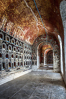 The beauitful 150 year old monastery with large oval windows is very picturesque to vist.  Dont miss the nearby stupa with thousands of buddhas and glass tiles.
