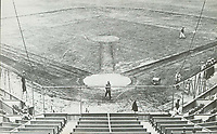 1939 Opening day at Gilmore Field