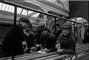 16/04/1966<br /> 04/16/1966<br /> 16 April 1966<br /> Raisins distributed to Scouts at Dublin Zoo, photographed for Mr. Foley in Adsell advertising.