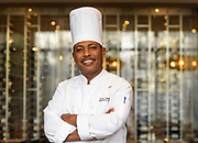 Executive Chef, Yonas Zekarias - Radisson Blu Hotel Addis Ababa