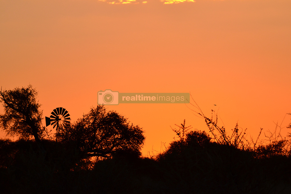 Sunset Evening scenery in & around Ponta Du Ouro, Mozambique.