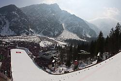 20.03.2010, Planica, Kranjska Gora, SLO, FIS SKI Flying World Championships 2010, Flying Hill Individual 3rd Round, im Bild Gregor Schlierenzauer, ( AUT, #28 ), EXPA Pictures © 2010, PhotoCredit: EXPA/ J. Groder / SPORTIDA PHOTO AGENCY