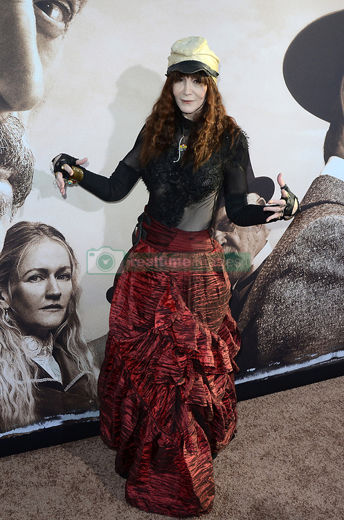 May 14, 2019 - Los Angeles, CA, USA - LOS ANGELES - MAY 14:  Laura Albert at the ''Deadwood'' HBO Premiere at the ArcLight Hollywood on May 14, 2019 in Los Angeles, CA (Credit Image: © Kay Blake/ZUMA Wire)