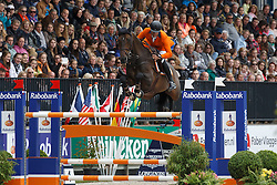 Van Asten Leopold, (NED), VDL Groep Zidane<br /> Furusiyya FEI Nations Cup™ presented by Longines<br /> CHIO Rotterdam 2015<br /> © Hippo Foto - Dirk Caremans<br /> 19/06/15