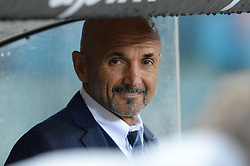 October 29, 2018 - Italy - Luciano Spalletti during the Italian Serie A football match between S.S. Lazio and Inter at the Olympic Stadium in Rome, on october 29, 2018. (Credit Image: © Silvia Lor/Pacific Press via ZUMA Wire)