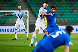 Amedej Vetrih of Slovenia during football match between National Teams of Slovenia and Greece in UEFA Nations League 2020, on September 3, 2020 in SRC Stozice, Ljubljana, Slovenia. Photo by Grega Valancic / Sportida