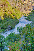 Cache Creek and theCache Creek Wilderness,Yolo County, California