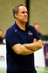 20150207 NED: Eredivisie Sliedrecht Sport - Eurosped TVT, Sliedrecht<br />Appie Krijnsen coach of Sliedrecht Sport<br />©2014-FotoHoogendoorn.nl / Pim Waslander