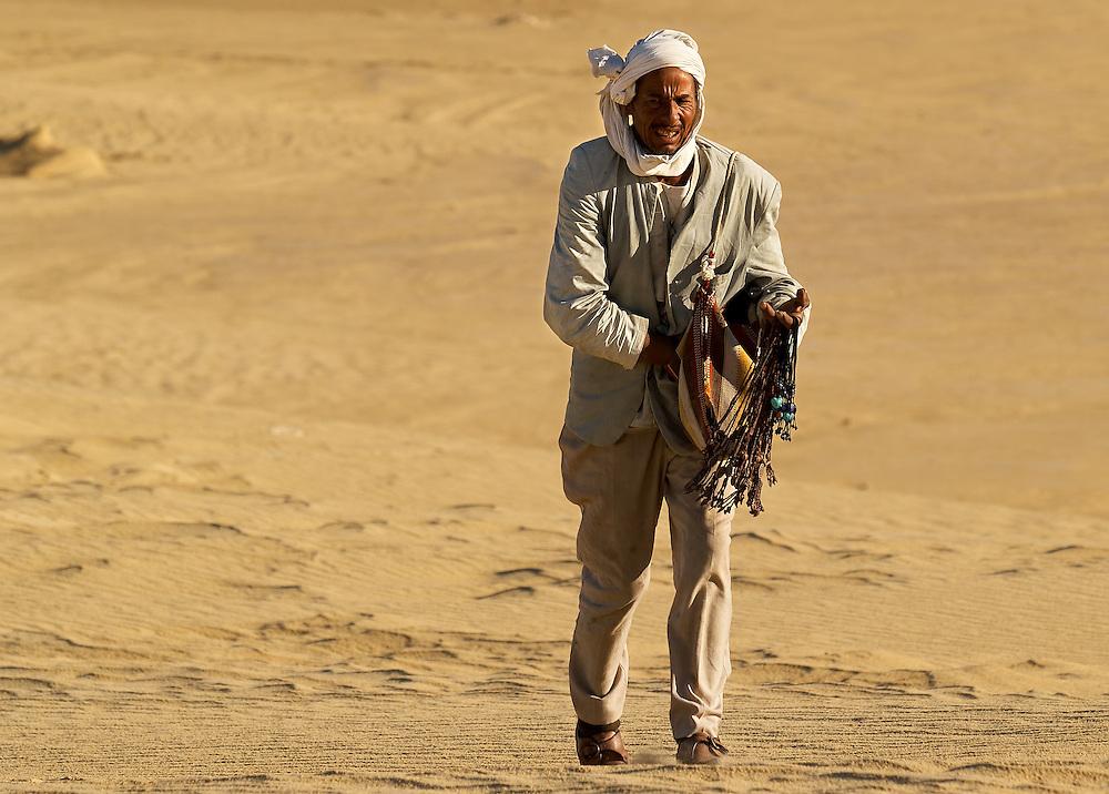 Tunisia - Berberian seller