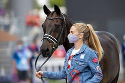 Kellock Lindsay, CAN, Sebastien, 114<br /> Olympic Games Tokyo 2021<br /> © Hippo Foto - Dirk Caremans<br /> 23/07/2021