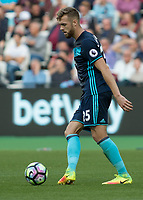 Football - 2016 / 2017 Premier League - West Ham United vs. Middesborough <br /> <br /> Calum Chambers of Middlesborough at The London Stadium.<br /> <br /> COLORSPORT/DANIEL BEARHAM