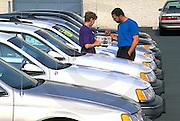 consumers, Auto sales