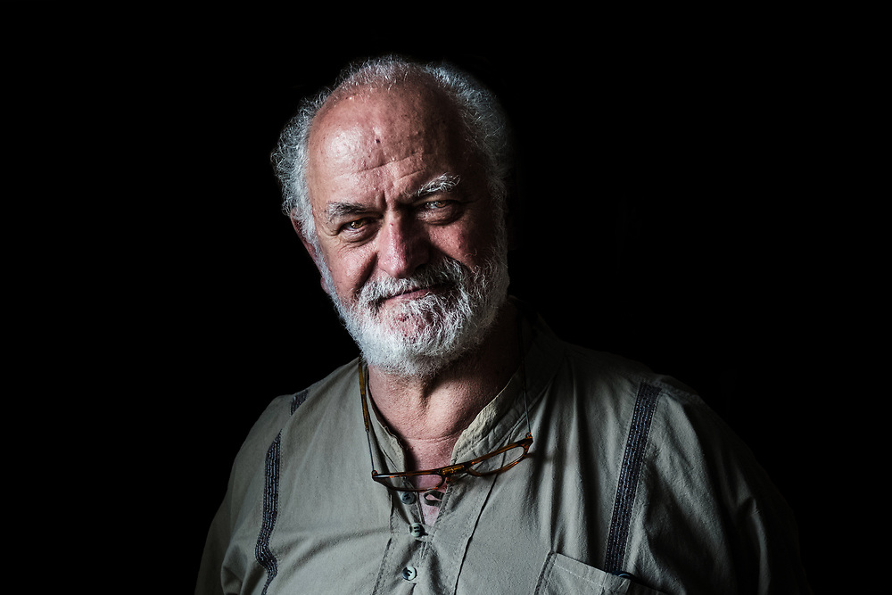 Alberto Athie Gallo, activist, Argentina, 2018<br /> Alberto Athie Gallo was born in Mexico City on June 9, 1954. He was a priest from 1983 to 2003 and resigned from the ministry in 2003 for having denounced the sexual abuse of Fr. Marcial Maciel and having been expelled by Cardinal Rivera if he did not remain silent. Alberto has a Degree in Philosophy from the University of Valle de Atemajac, Jalisco, and a Bachelor of Theology and Master of Moral Theology, specializing in social sciences from the Gregorian University of Rome, Italy. In his Sabbatical he specialized in Ethnic Minorities in the United States at the Hesburg Center in Chicago, affiliated with the University of Notre Dame in Chicago. © Simone Padovani