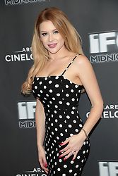 """Renee Olstead at the premiere of """"Feral"""" held at the Arena Cinelounge in Hollywood.<br /> (Los Angeles, CA)"""