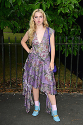 Anais Gallagher attending the Serpentine Summer Party 2017, presented by the Serpentine and Chanel, held at the Serpentine Galleries Pavilion, in Kensington Gardens, London.