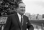 03/07/1967<br /> 07/03/1967<br /> 03 July 1967<br /> Mr James T. Deegan, (Avondale Road, Killiney) Chairman, Dublin City Group of Business and Professional Men by the Liffey.