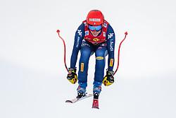 11.01.2020, Keelberloch Rennstrecke, Altenmark, AUT, FIS Weltcup Ski Alpin, Abfahrt, Damen, im Bild Federica Brignone (ITA) // Federica Brignone of Italy in action during her run for the women's Downhill of FIS ski alpine world cup at the Keelberloch Rennstrecke in Altenmark, Austria on 2020/01/11. EXPA Pictures © 2020, PhotoCredit: EXPA/ Johann Groder